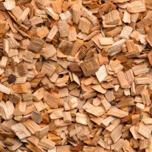 pallet-woodchips
